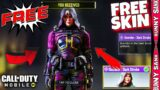 how to get free outrider skin in cod mobile | free epic skin in cod mobile