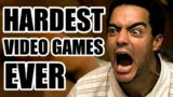 10 Hardest Video Games Ever – Can you play these Games?