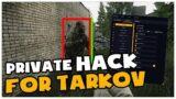 Escape From Tarkov Hack / Cheat EFT | AIMBOT | WALLHACK | MISC | STILL UNDETECTED