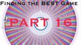 Eliminating games until we find the BEST video game! PART 16 #Shorts