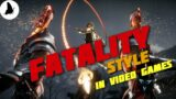 18+ The goriest deaths in video games | Like FATALITY