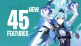 "45 New Features in Genshin Impact 1.5 ""Beneath the Light of Jadeite"""