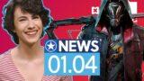 505 Games macht Hoffnung auf Ghostrunner Teil 2 – News Unplugged