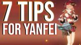7 Tips To Make YanFei Deadly: Best Teams + Weapons | Genshin Impact