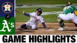 A's vs. Astros Game Highlights (4/2/21)   MLB Highlights