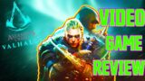 ASSASSIN'S CREED VALHALLA PC VIDEO GAME REVIEW