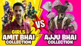 Ajjubhai Vs Amitbhai Desi Gamers Best Girls Dress Collection Who will Win – Garena Free Fire