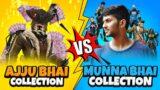 Ajjubhai Vs Munnabhai Gaming Best Collection Who will Win – Garena Free Fire