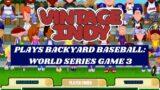 Backyard Baseball '03 (World Series Game 3)