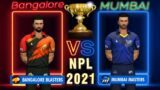Bangalore Blasters vs Mumbai Masters – New update NPL / IPL 2021 World cricket championship 3 Live
