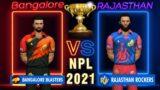 Bangalore Blasters vs Rajasthan Rockers – new NPL / IPL 2021 update World cricket championship 3