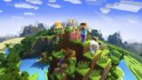 Building my mega base in Minecraft