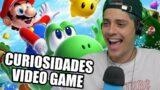 CURIOSIDADES VIDEO GAMES