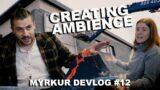 Creating Video Game Ambience (and seeing a Volcano!) – Myrkur Devlog #12