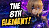"DAINSLEIF'S SECRET ELEMENT! The 8th Element ""Cosmo"" | Genshin Impact"