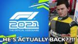 DEVON BUTLER IN F1 2021 CONFIRMED!!! More F1 2021 Game News