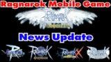 [ ENG ] Ragnarok Mobile Game [ MMORPG ] – News Update