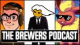 Episode 2 of The Brewers Podcast! ARE VIDEO GAMES BORING?