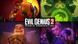 Evil Genius 2 – ALL ENDINGS // Max, Red Ivan, Emma + Zalika Cutscenes