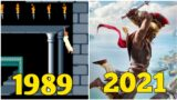 Evolution of Parkour in Video Games 1989 To 2021