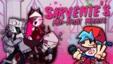 FINALMENTE ME ENFRENTO A SARVENT / FNF Sarvente's Mid-Fight Masses [FULL WEEK]