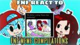 fnf react to fnf memes | Gacha Club | Friday Night Funkin'