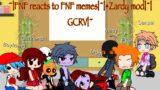 ~ FNF reacts to FNF memes PART 3 ~ +Zardy mod ~ GCRV ~