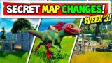 Fortnite Update   SECRET MAP CHANGES   RAPTORS v16.10! Week 3 (Xbox, PS5, PC, Mobile)