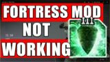 Fortress Mod Outriders Not Working as Intended!??? The Truth You Need to See
