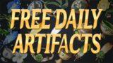 Free Daily Artifacts [Route] | Genshin Impact