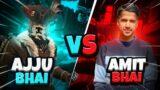 Free Fire Live Ajjubhai vs Amitbhai (Desi Gamers) Aukat Ki Baat Clash Squad – Garena Free Fire