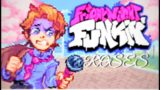 Friday Night Funkin'   ROSES (Remix/Cover)