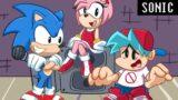 Friday Night Funkin' – Sonic