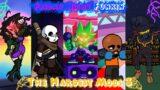Friday Night Funkin' – The Hardest Mods Compilation (Part 3) (READ DESC!)