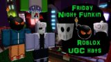 Friday Night Funkin' UGC Hats in Roblox (Funky Friday)