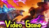 GODZILLA vs KONG, But It's a VIDEO GAME…