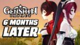 Genshin Impact 6 Months Later: Is It Still Good?