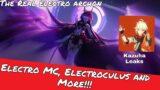Genshin Impact Inazuma New Kazuha leaks, The Real Electro Archon, Electroculus and more!!!
