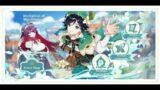 Genshin Impact Invitation of Windblume: Version 1.4 Live Streaming!