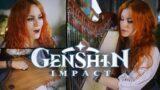 Genshin Impact Main Theme (Gingertail Cover)