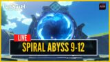 Genshin Impact – Spiral Abyss 9-12 Speed Run & All In On Xiao's Banner [Live Streamed On 02/03/2021]