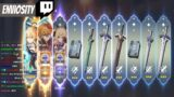 Genshin Impact Streamers Roll On The Childe Banner #1