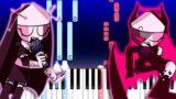 Gospel – Friday Night Funkin' (Mid-Fight Masses) (Piano Tutorial)
