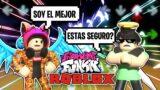 HUMILLANDO TOXICOS EN BASICALLY FNF   Roblox
