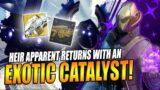 Heir Apparent Returns With A NEW Exotic Catalyst – Guardian Games 2021 News