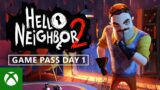 Hello Neighbor 2 – AI Explained Trailer
