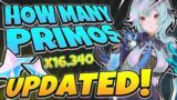 How Many Primos Can You Save For EULA (Updated) | Genshin Impact