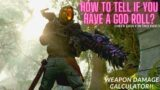 How to tell if you have a god roll | Outriders