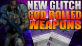 INSANE NEW GLITCH! INFINITE GOD ROLLED AR'S! Highest Damage Weapons Glitch! | Outriders