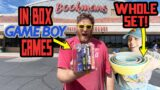 In Box Gameboy Haul! | Live Video Game Hunting | Live Thrifting